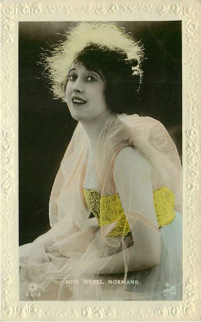 Miss Mabel Normand