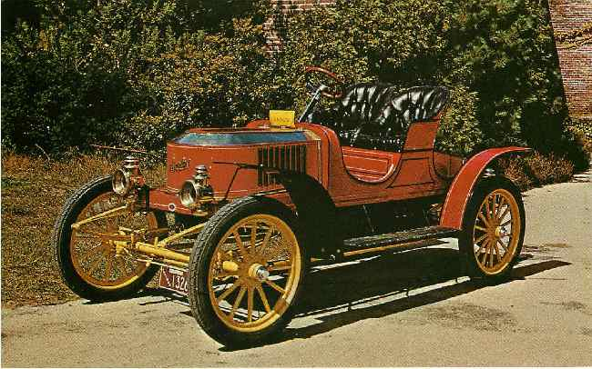 1907 Stanley Steamer Classic Car