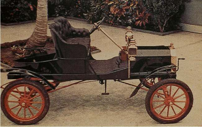1906 Model N Ford Runabout Classic Car