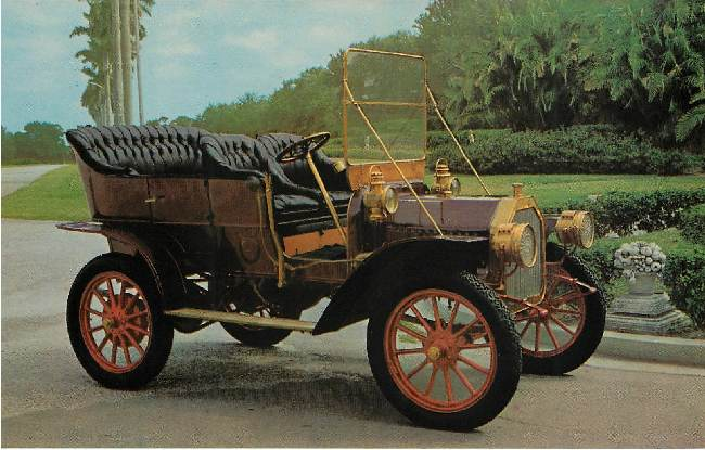1908 Buick Model -F Classic Car