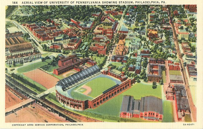 Entrance to Victory Field, Indianapolis, Ind.