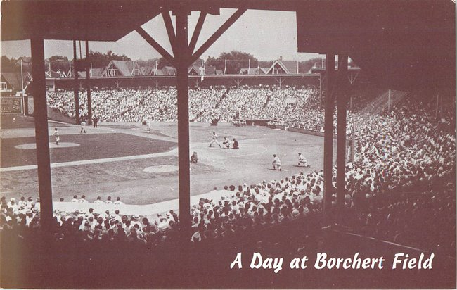 """A Day at Borchert Field"""