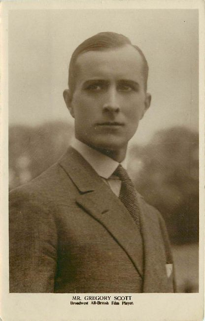 Mr. Gregory Scott Broadwest All-British Film Player