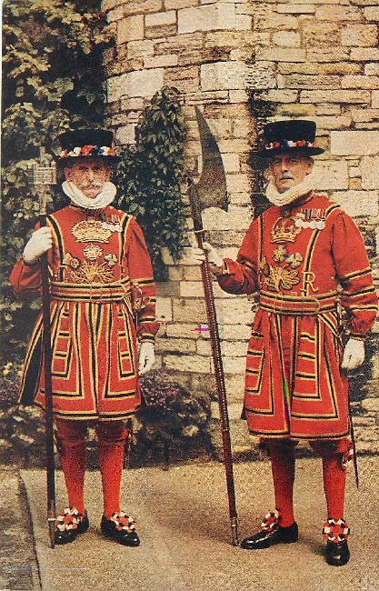 British Guards Postcard John Swain & Ltd., Series