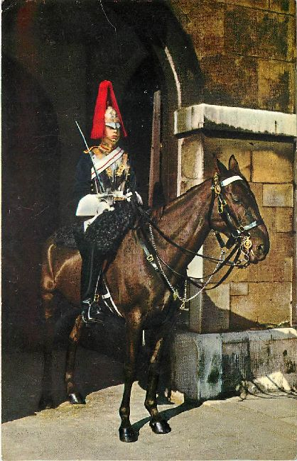Horse Guard, Whitehall, London
