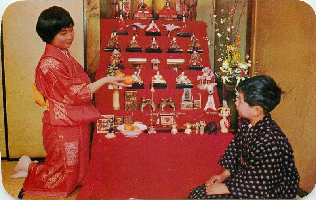 """Hinamatsuri"" Girls' Festival, Japan"