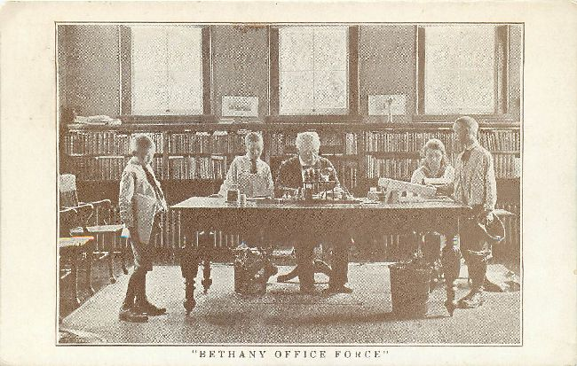 """Bethany Office Force"""