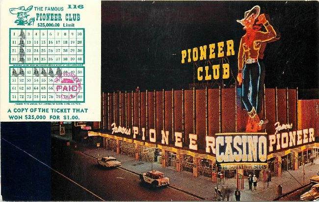 The Famous Pioneer Club