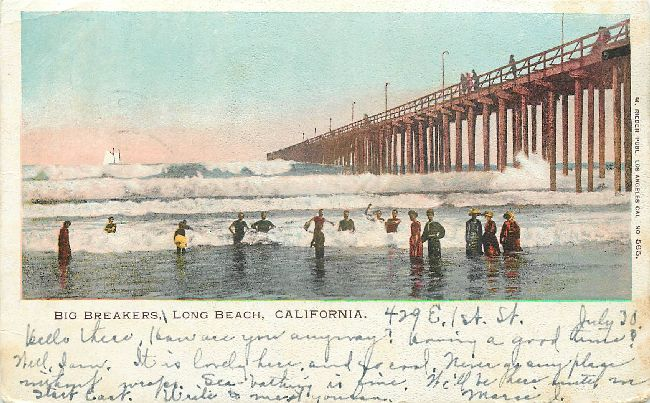 Big Breakers, Long Beach, California