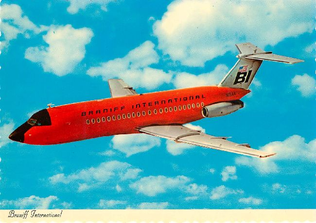 Braniff International Airlines