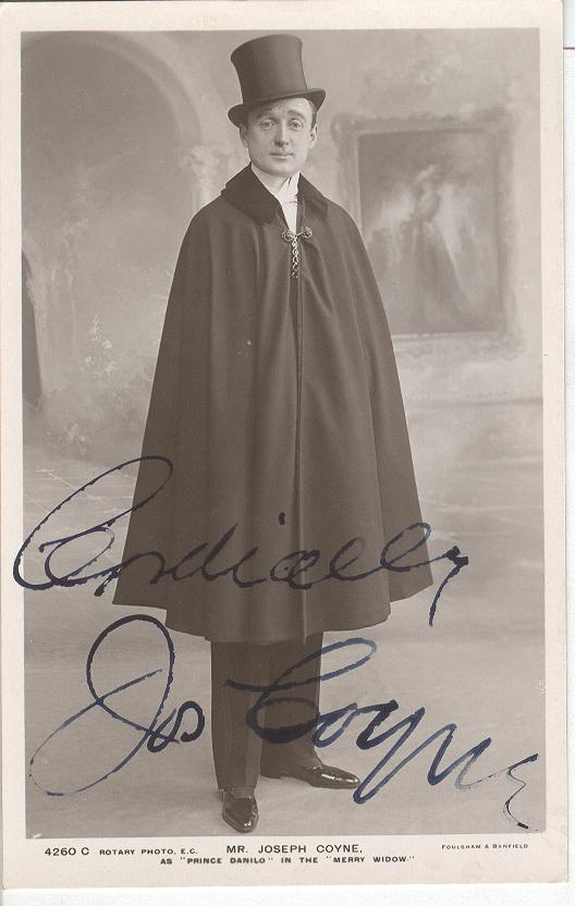 W.G. Sutton Genuine Handwritten Autographed Photo Card