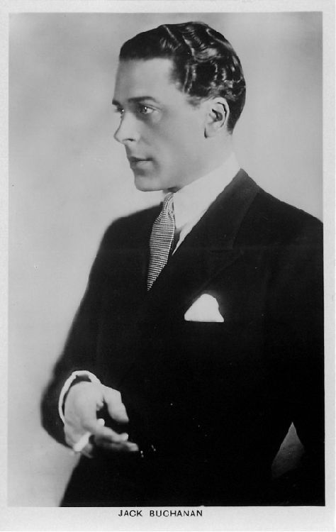 Jack Buchanan - No. 227a Postcard