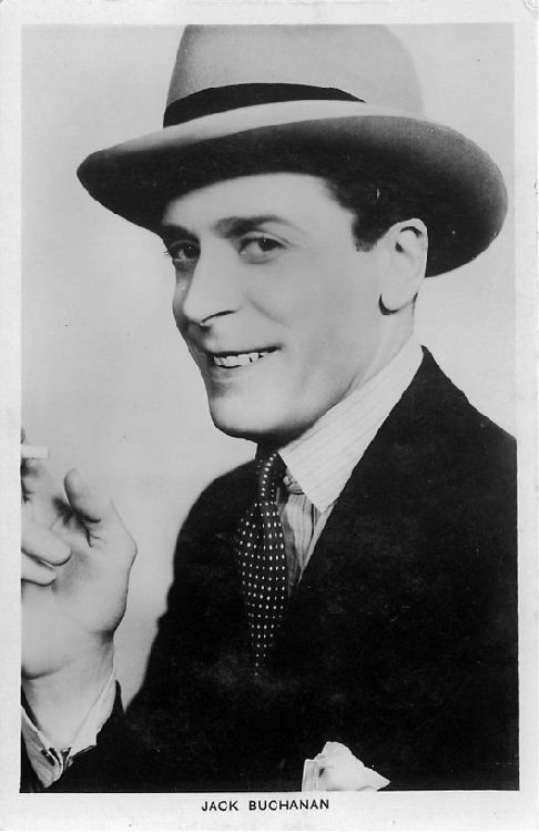 Jack Buchanan - No. 630a Postcard