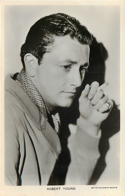 Robert Young Cinema Actor Postcard No.679 Postcard
