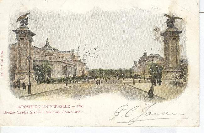 Exposition Universelle-1900