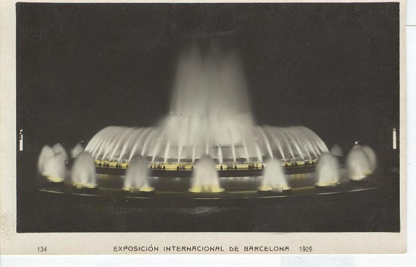 Exposicion International de Barcelona 1929
