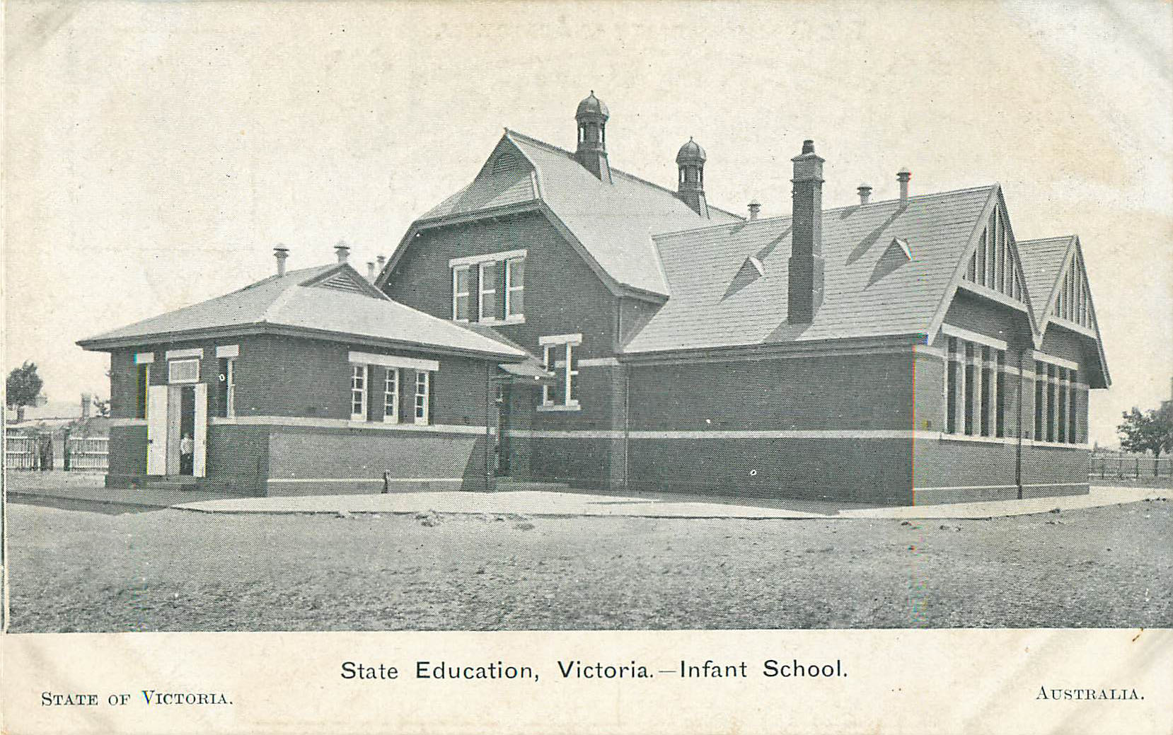 Infant School - State Education, Victoria - Australia