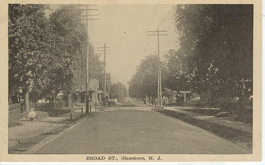 Broad St., Glassboro, N.J.