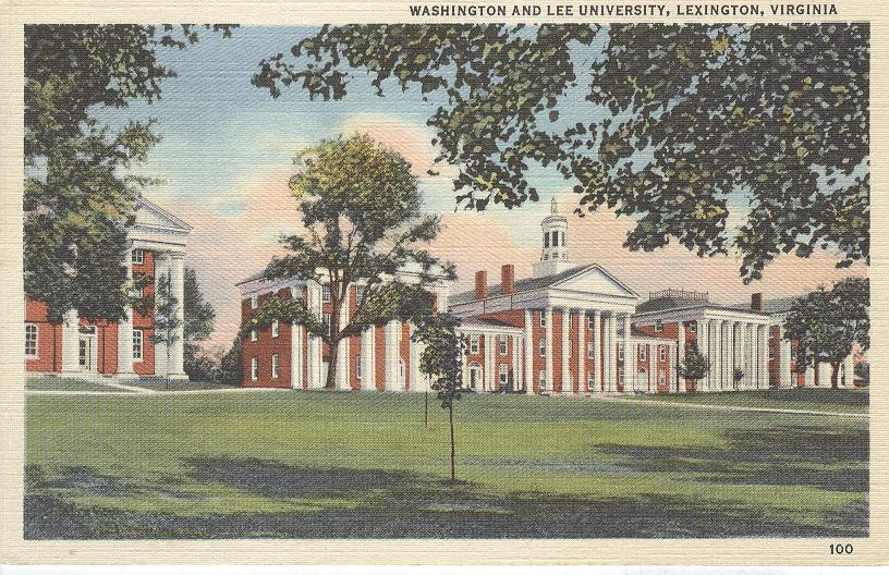 Washington and Lee University, Lexington, Virginia
