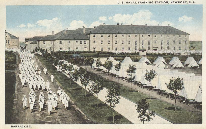 U.S. Navel Training Station, Newport, R.I.
