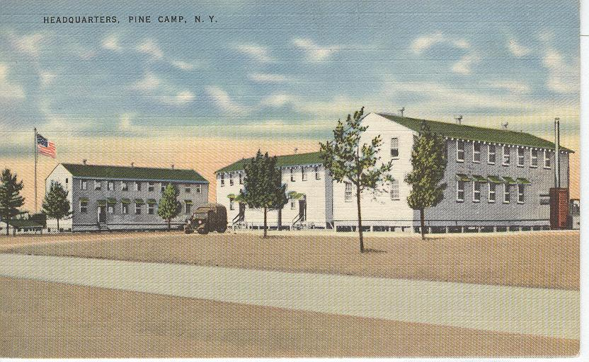 Headquarters, Pine Camp, N.Y.