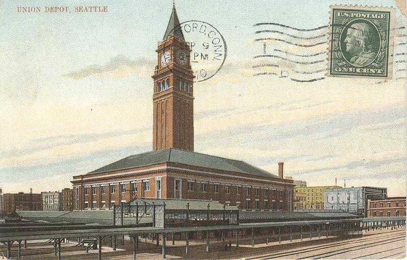 Union Depot, Seattle