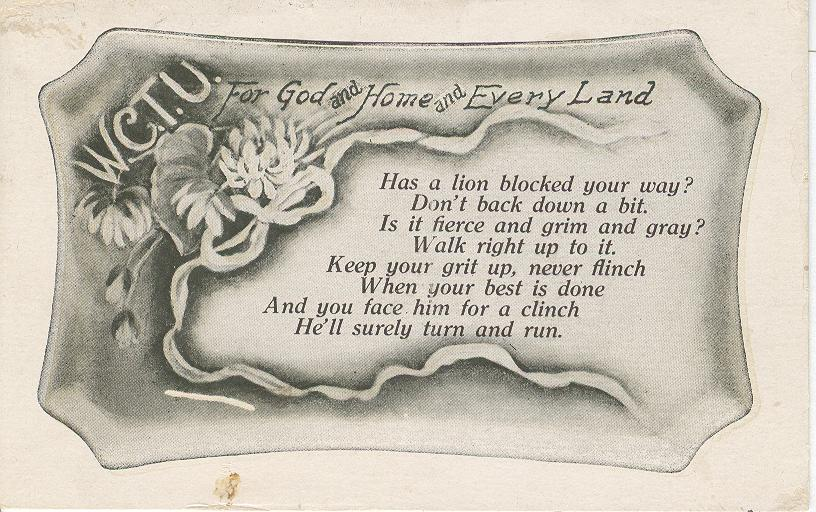 For God & Home & Every Land 1915