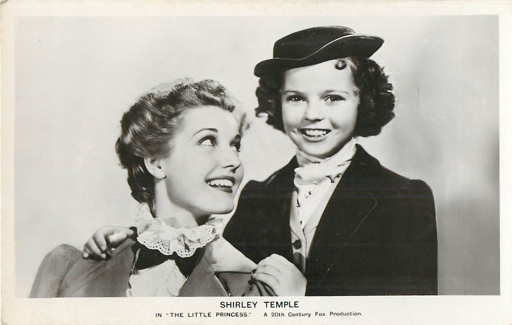 "Shirley Temple in ""The Little Princess"""