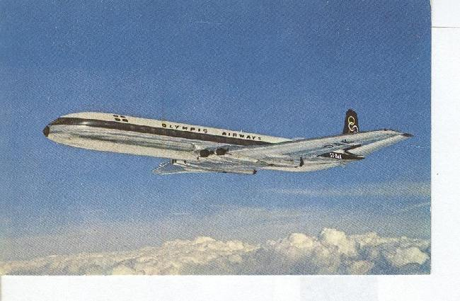 COMET 4B Olympic Airways