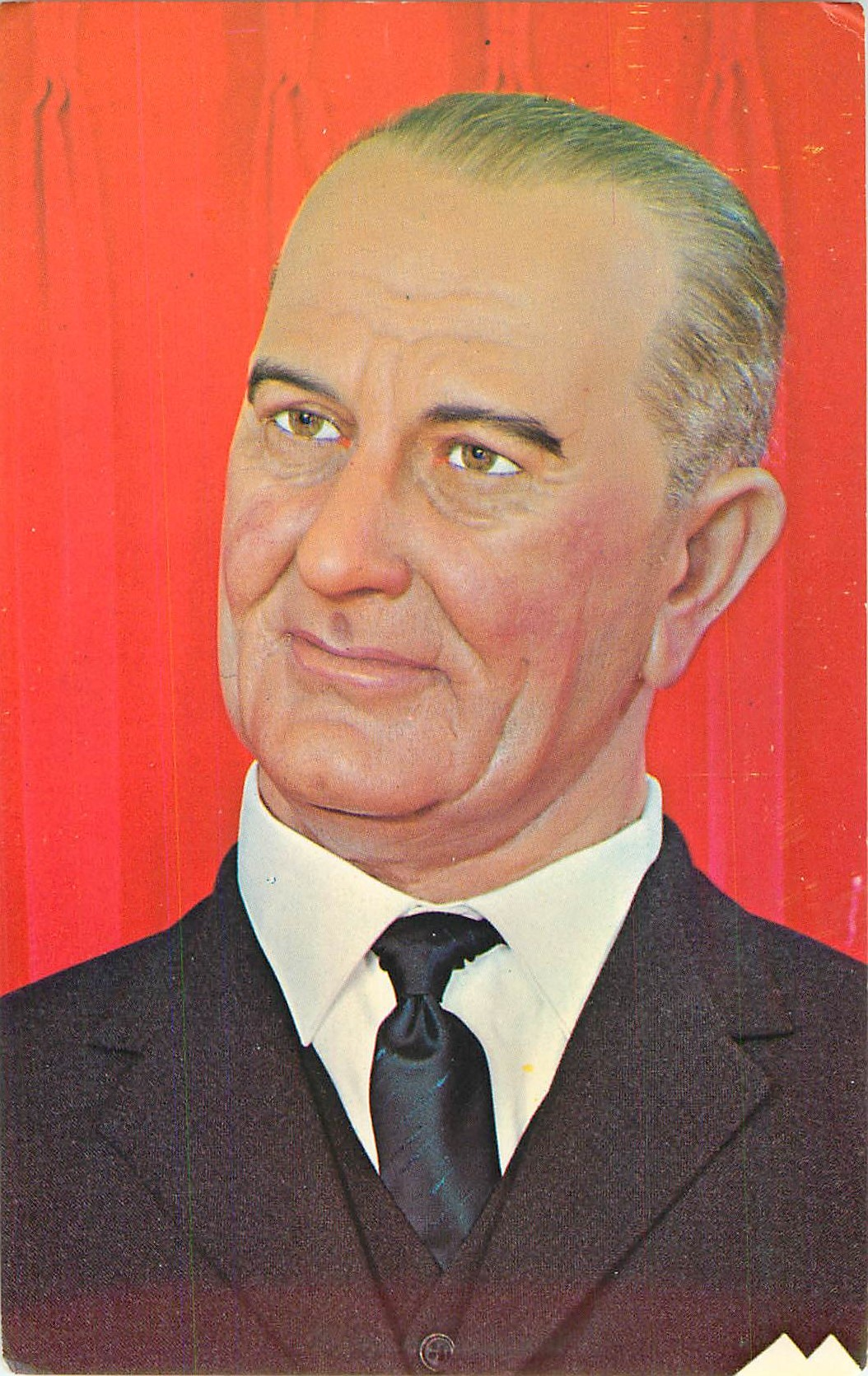 """American Heritage Wax Museum, Lyndon Johnson"""