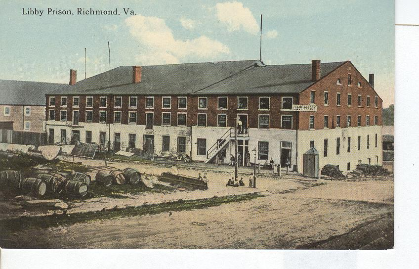 Libby Prison, Richmond Virginia