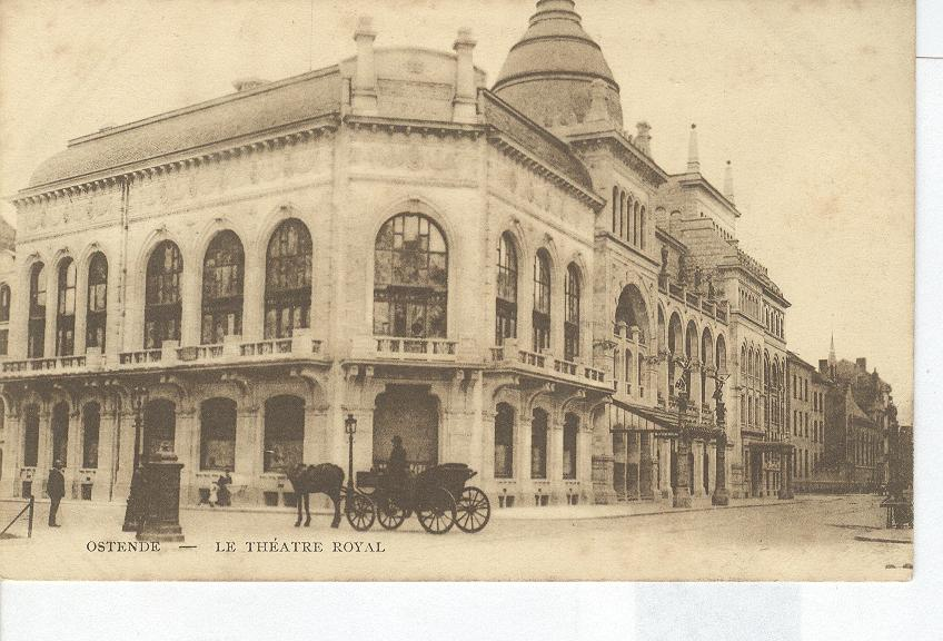 Ostende-Le Theatre Royal
