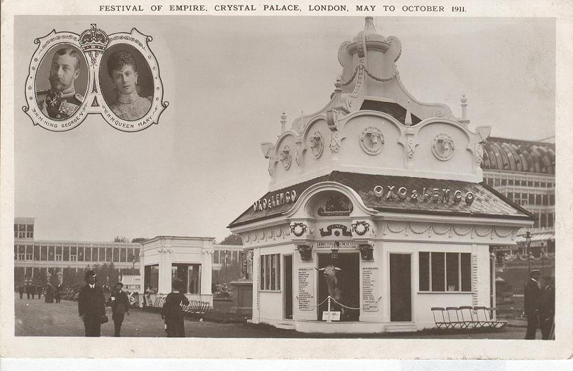 Festival of Empire, Crystal Palace, london,May to October 1911