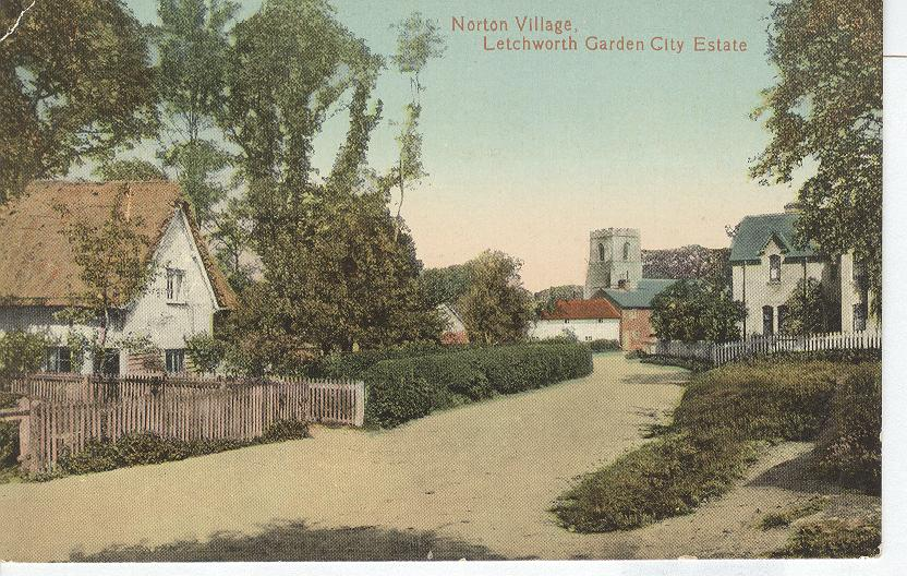 Norton Village, Letchworth Garden City Estate