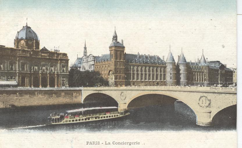 Paris- La Conciergerie