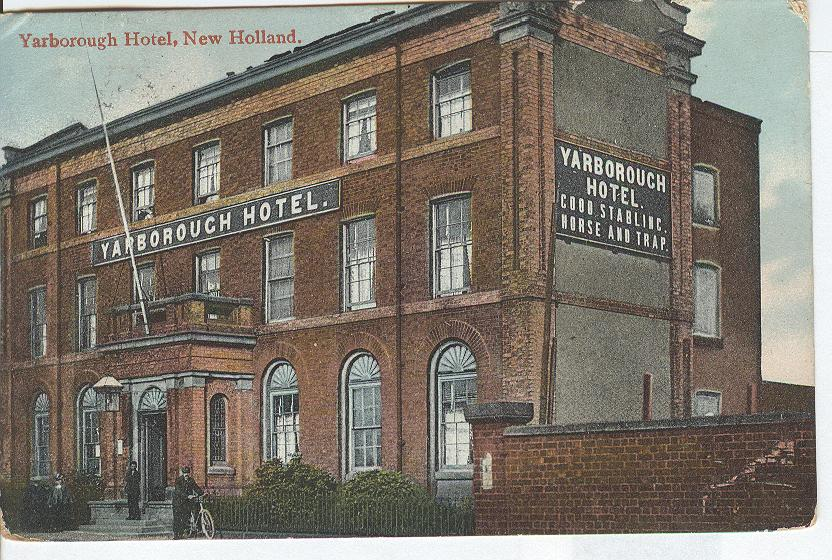 Yarborough Hotel, New Holland