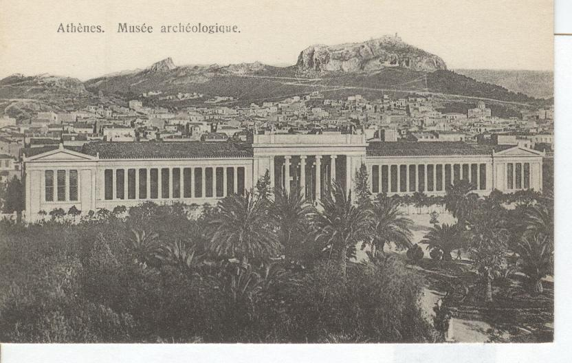 Athens Musee Archeologique Greece