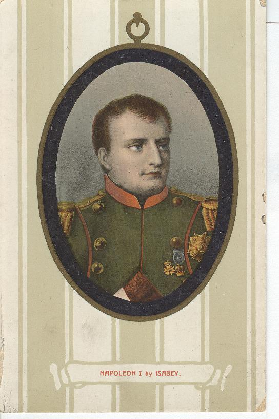 Napoleon 1 By Isabey
