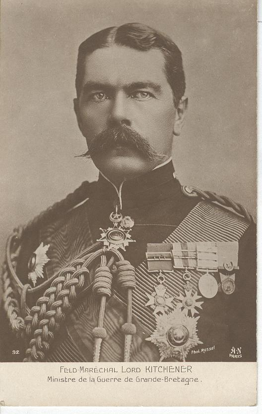 Feld-Marechal Lord Kitchener