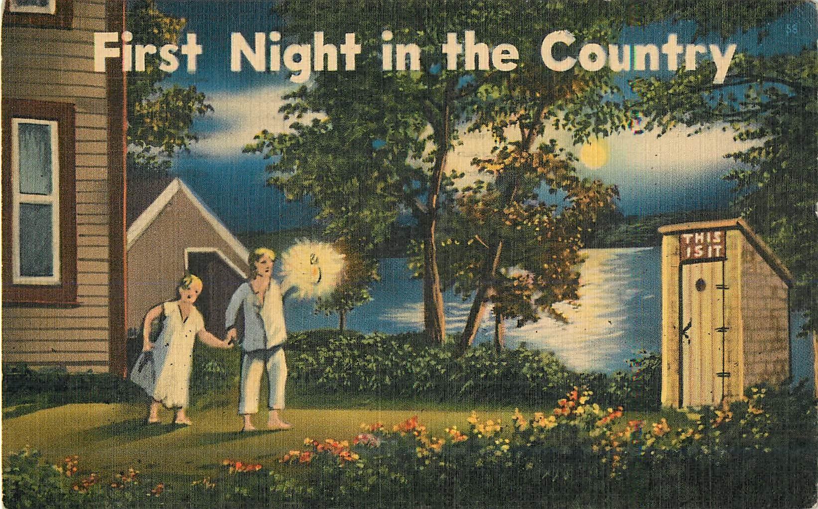 """First Night in the Country"""